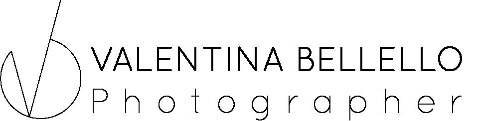 Valentina Bellello Fotografa Logo